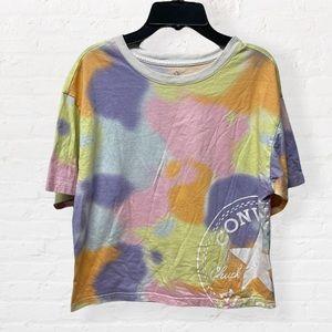 Converse chuck all star tie dye shirt XL